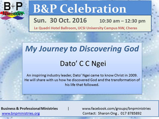 My Journey to Discovering God