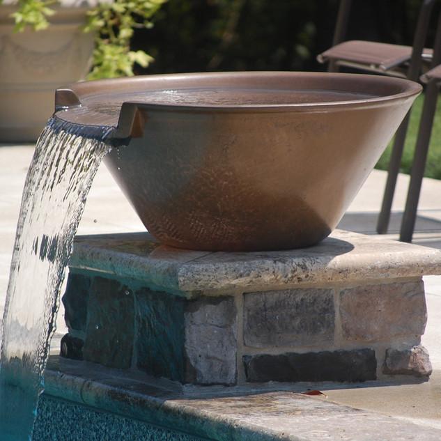 Custom Water Bowls