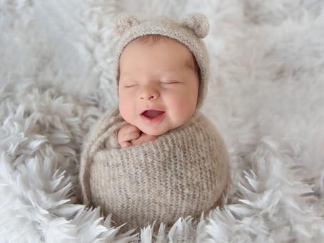 Smile Little Angel