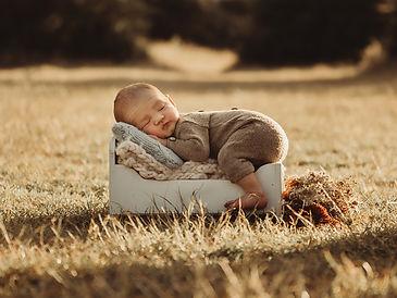 Lovingly Lydia Rustic Outdoor Newborn