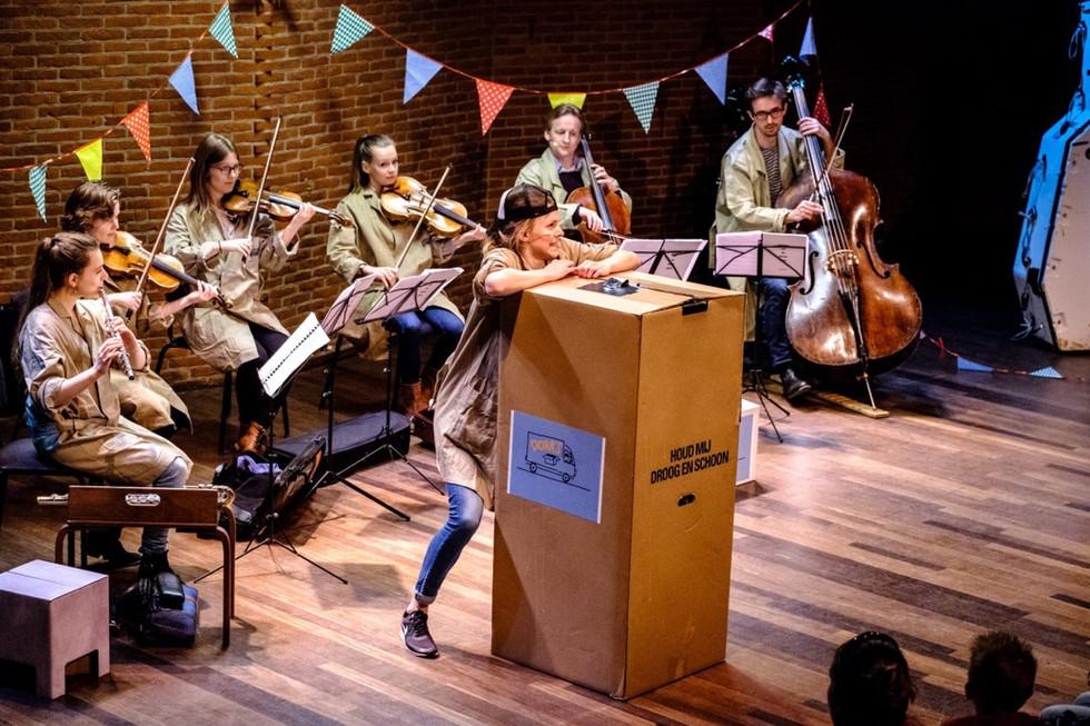 Liedjes Uit De Oude Doos - Rotterdams Philharmonisch Orkest