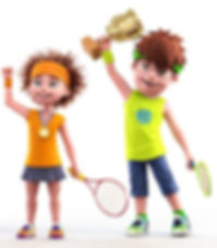 Stage tennis jeunes