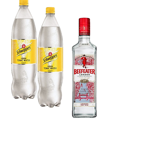 Beefeater + 2x Tonic