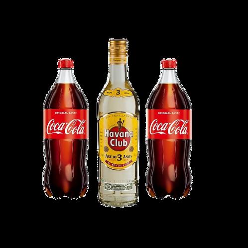 Havana + 2x Coca Cola