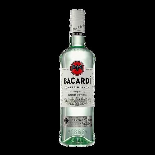 Bacardi Carta Blanca 0,7l