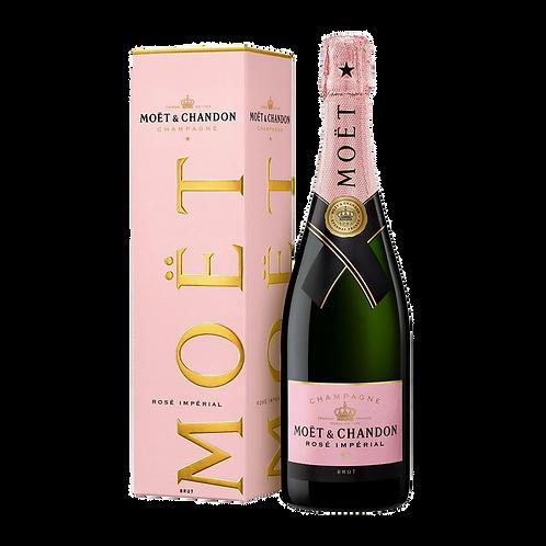 Moët & Chandon Champagner Rosé Impérial