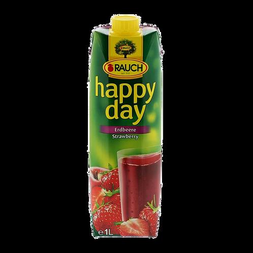 Happy Day Erdbeere 1l