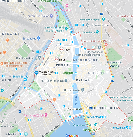 Kreis 1 Map