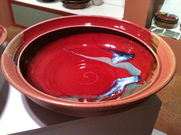 "Baptismal Font Bowl. 18"" W"