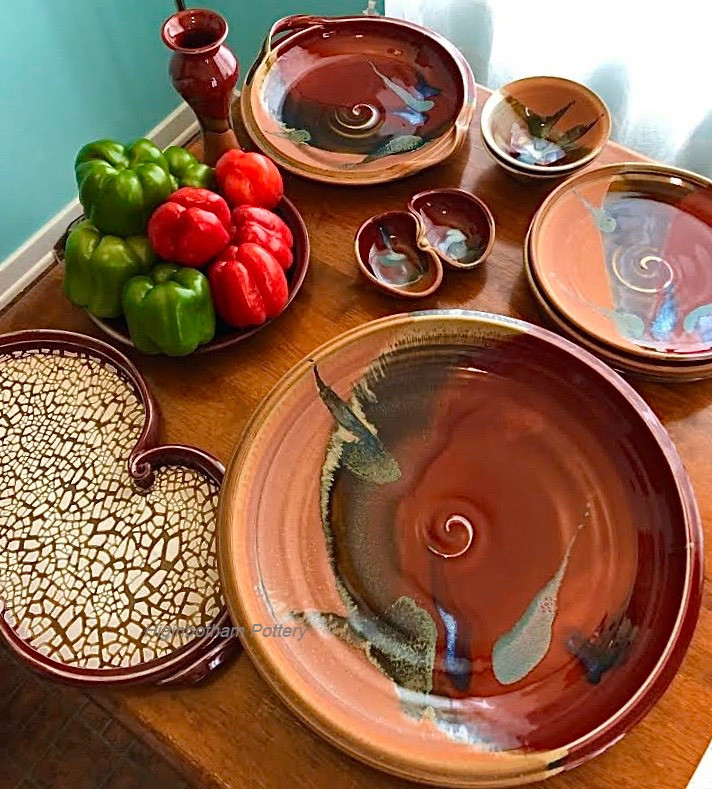 Serving Pieces and Dinnerware