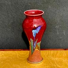 Skinny Vase 9 in Ht. x 3 in diam. $65