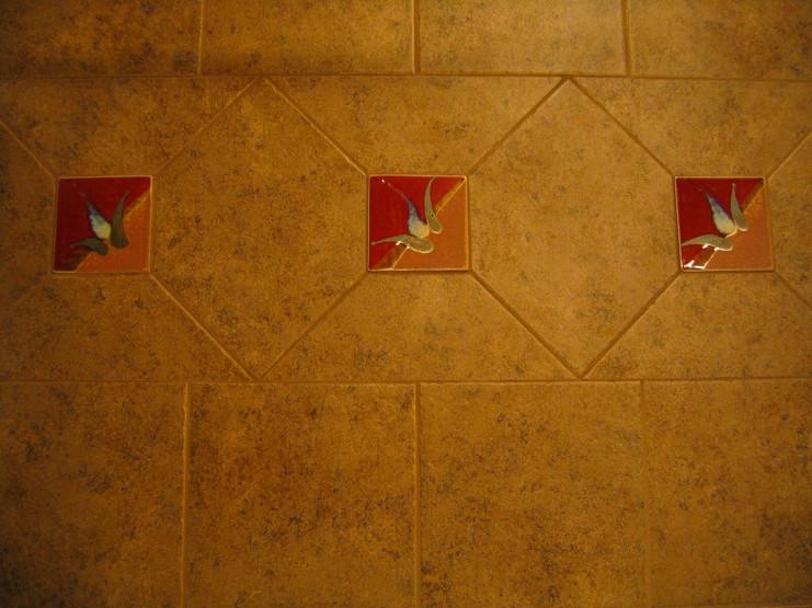 Accent Shower Tile