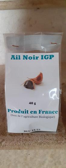 Ail Noir IGP 1 Tête
