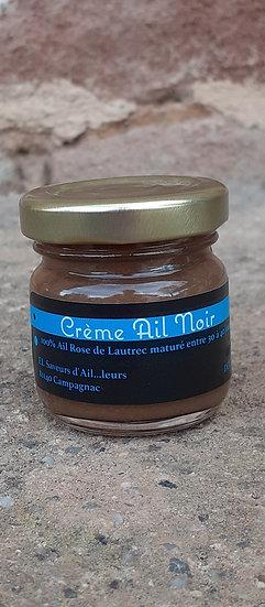 Crème à l'Ail Noir