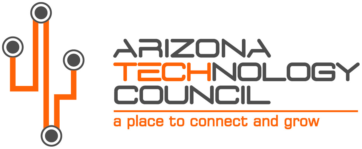 Arizona Technology Council Logo, Standard