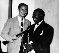 Stan Rubin & Louis Armstrong