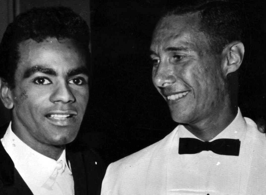 Johnny Mathis & Stan Rubin