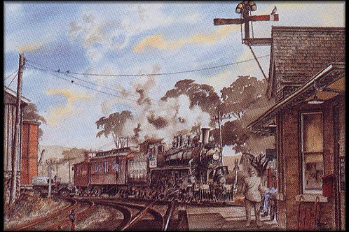 Inglewood C.P.R. Station