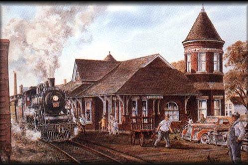 Goderich C.N.R. Station
