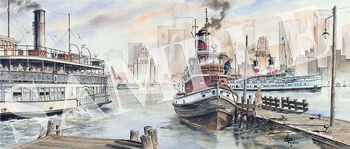 toronto harbour 1954.jpg