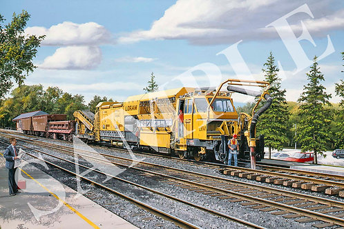 Loram Moves to the Suburbs