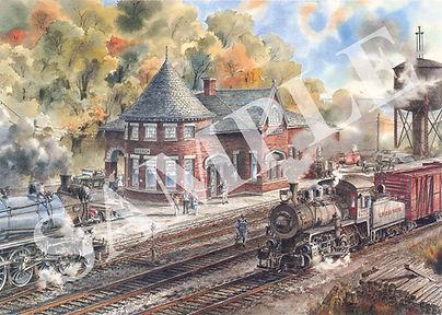 goderich cpr station 1956.jpg