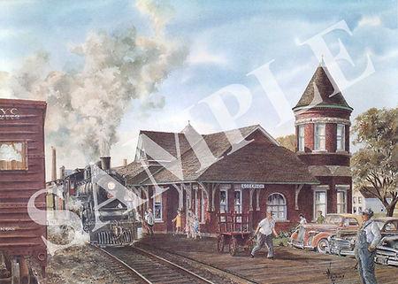 goderich station 1956.jpg