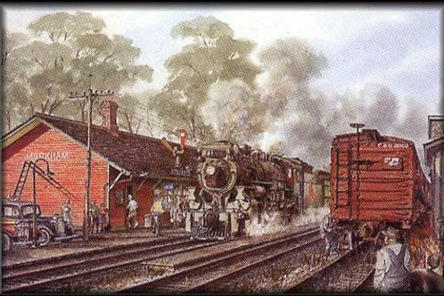 Markham Station