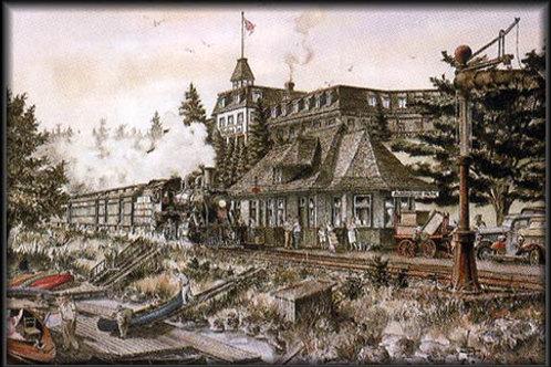 Algonquin Park Station
