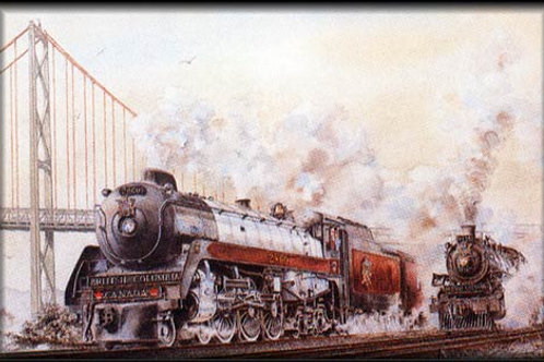West Coast Rail Excursion