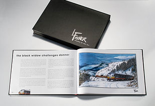 LARRY FISHER - art-collector book & boxs