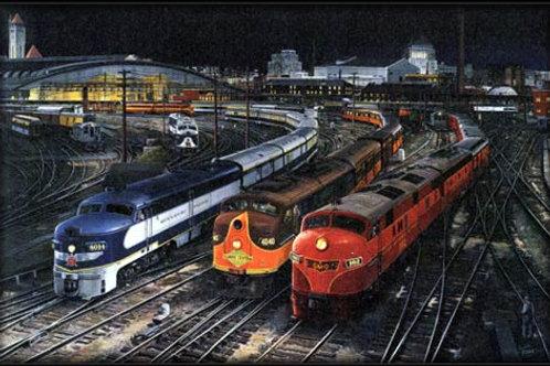 St. Louis Arrivals and Departures