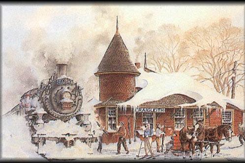 The Ski Train