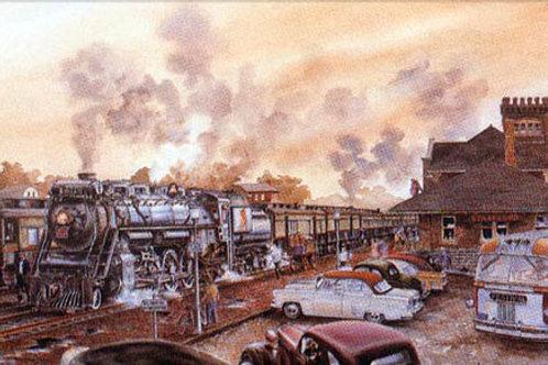 Stratford C.N.R Station