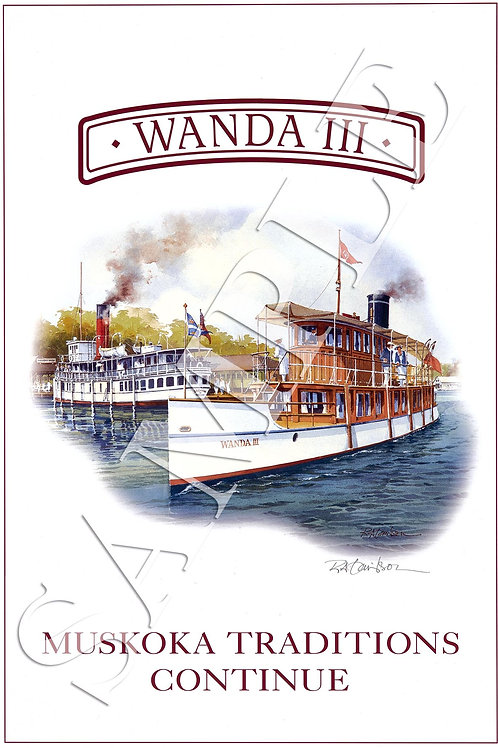Wanda III - Muskoka Traditions Continue