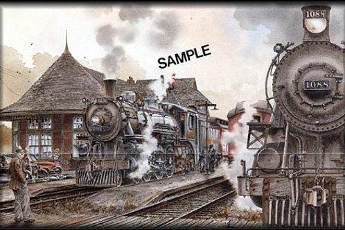 Orangeville C.P.R. Station