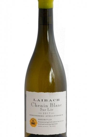 Laibach Chenin Blanc Sur Lie 2018