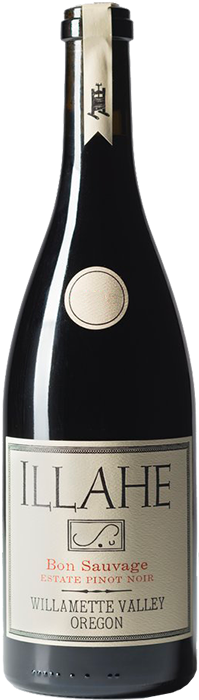 Illahe, Bon Sauvage Pinot Noir, 2018