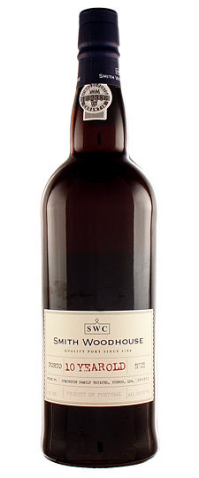 Smith Woodhouse, Tawny 10yr old Port, NV