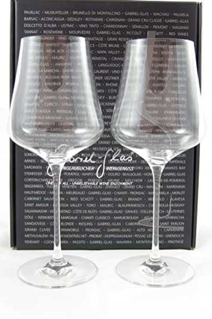 Gabriel Glas duo gift pack