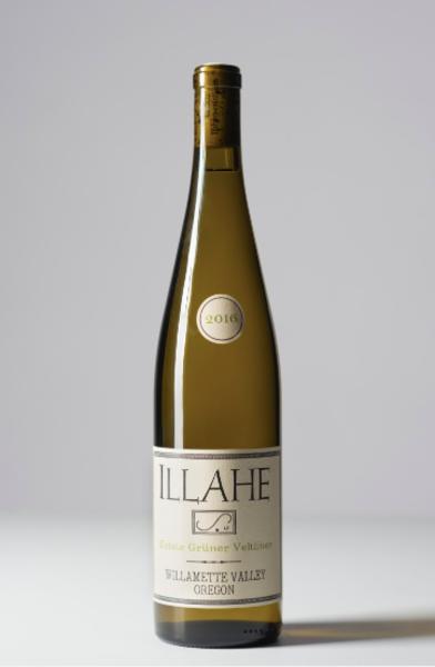 Illahe, Estate Grüner Veltliner, 2018