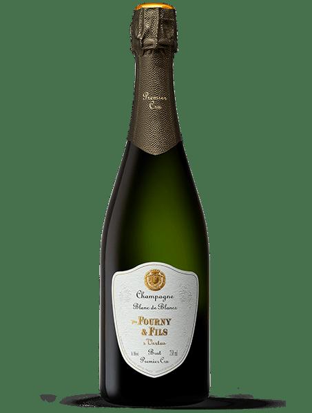 Champagne Veuve Fourny et Fils, Blanc de Blanc Brut 1er Cru, NV