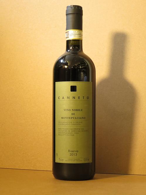 Cannetto, Vino Nobile Di Montelpuciano Riserva, 2013