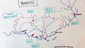 Rosé All Day Baby - An intro to Provence.