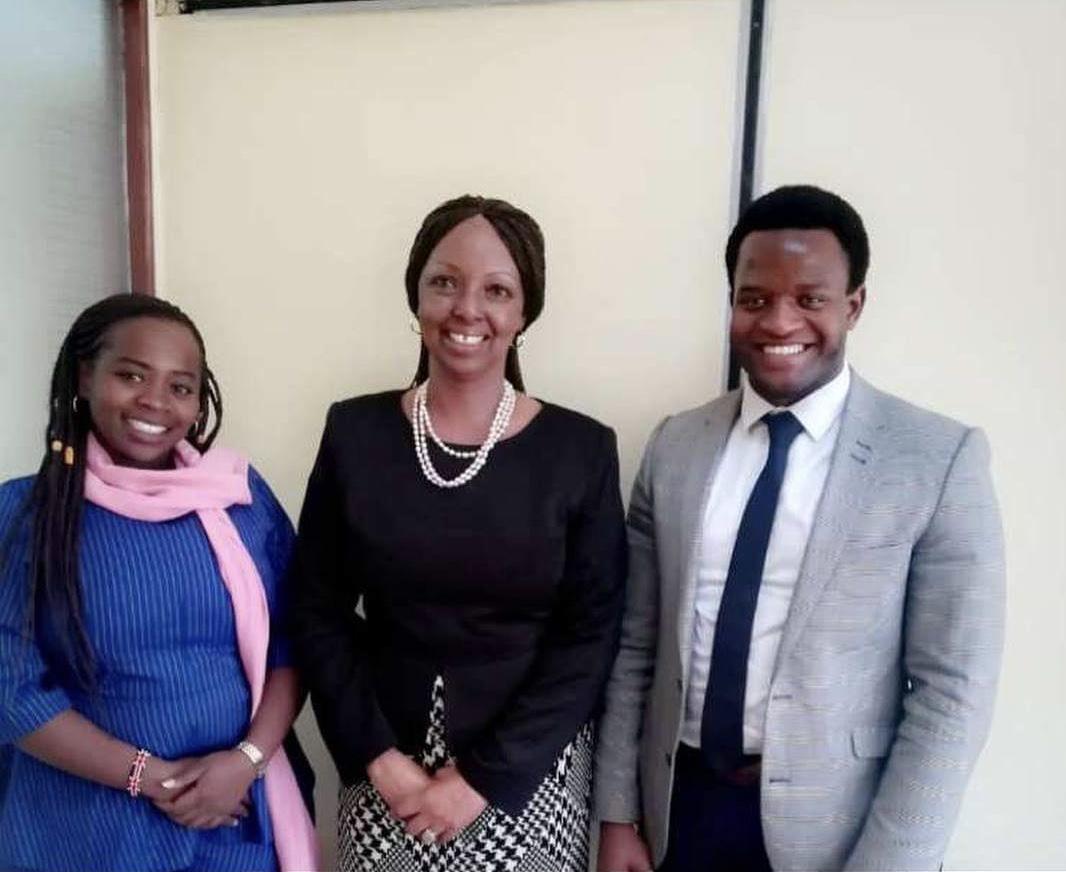 Anne Mutahi SME Advisor to President Uhuru Kenyatta