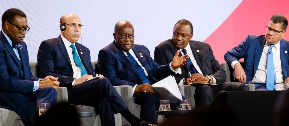 Trade Review of UK-Africa Summit 2020