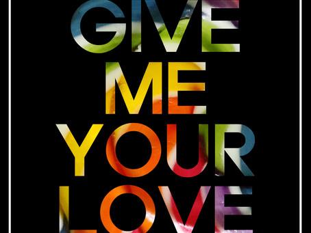 다능 'Give me your love' - 2014.10.01