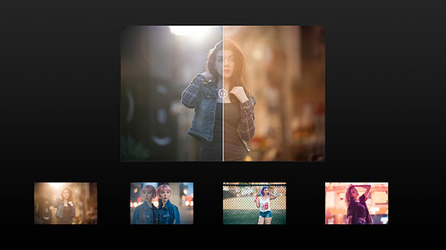 Martin Wong Photo Presets - Professional Look Series 1