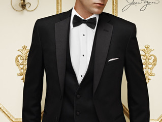 What is the difference between a Tuxedo and a Suit?