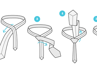 How to: Simple Tie Knot